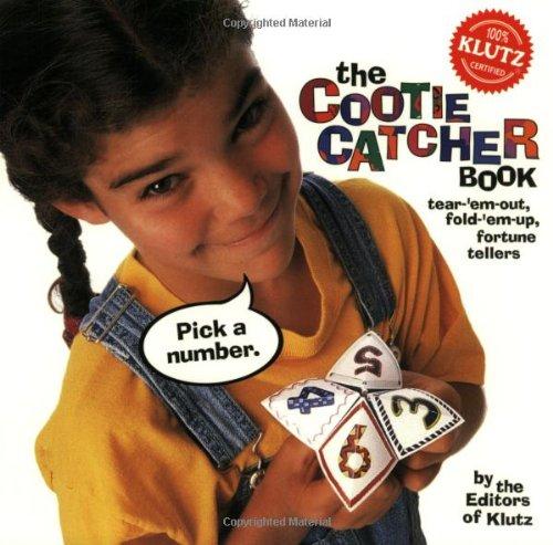 The Cootie Catcher by Klutz Press