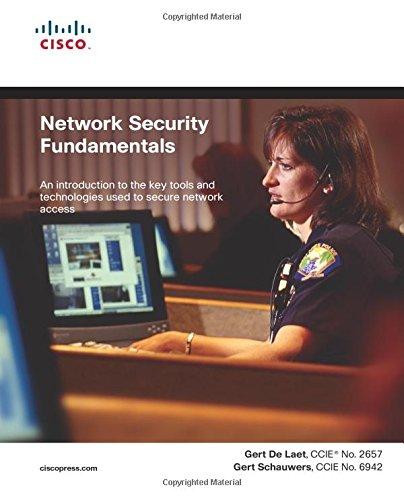 Network Security Fundamentals by Gert Schauwers