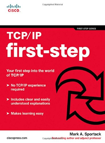 TCP/IP First-Step by Mark Sportack