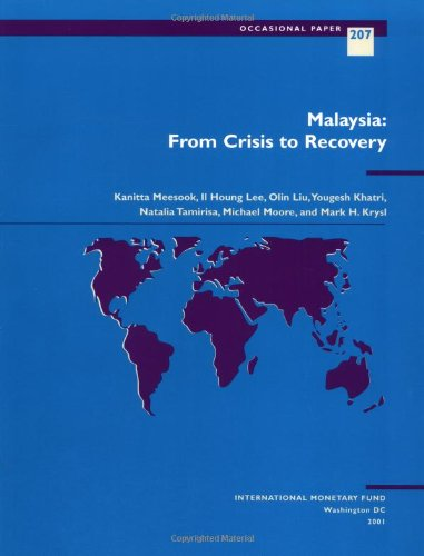 Malaysia: IMF Occasional Paper #207 by Kanitta Meesook