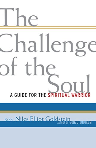 The Challenge of the Soul: A Guide for the Spiritual Warrior by Rabbi Niles Elliot Goldstein