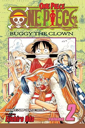 One Piece: Buggy the Clown: v. 2: Buggy the Clown by Eiichiro Oda