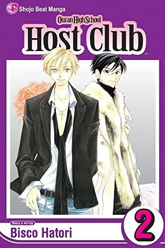 Ouran High School Host Club: v. 2 by Bisco Hatori