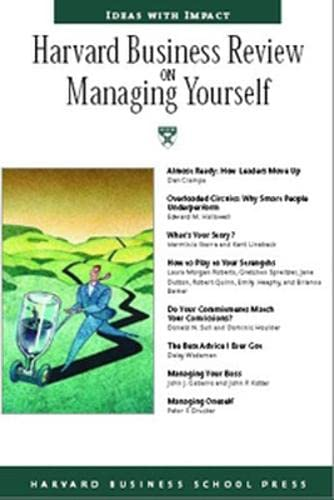 """Harvard Business Review"" on Managing Yourself by Harvard Business Review"