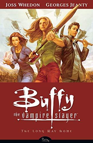 Buffy the Vampire Slayer: Season 8, Volume 1: Long Way Home by Joss Whedon