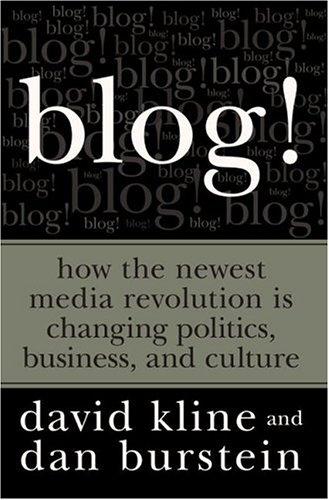 Blog! by David Kline