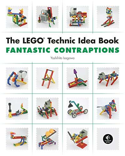 The LEGO Technic Idea Book: Fantastic Contraptions: Walkers by Yoshihito Isogawa