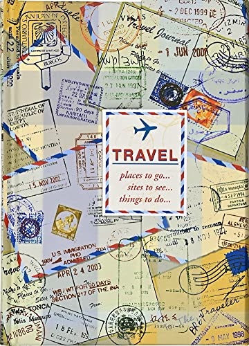 Journal Travel Small by Peter Pauper Press
