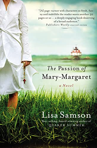 The Passion Of Mary Margaret by Lisa Samson