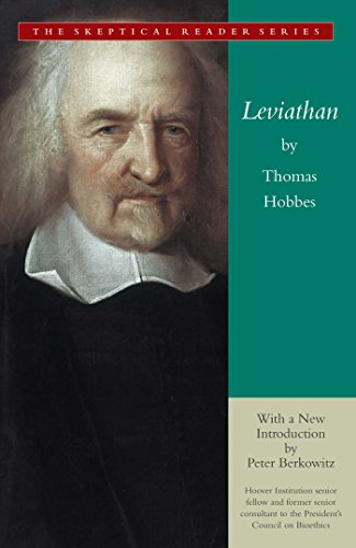 Leviathan: Or the Matter, Forme and Power of a Commonwealth Ecclasiasticall and Civil by Thomas Hobbes