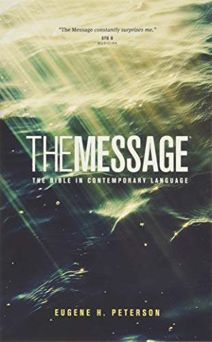 Message Ministry Edition by Eugene Peterson