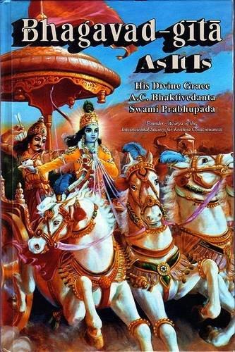 Bhagavad Gita as it is by Swami S.P. Bhaktivedanta