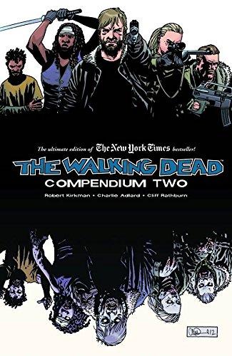 The Walking Dead Compendium: Volume 2 by Charlie Adlard