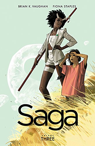 Saga: V. 3 by Brian K. Vaughan