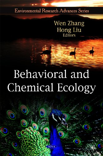 Behavioral and Chemical Ecology by Wen Zhang