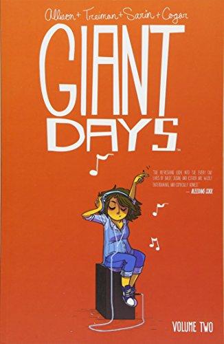 Giant Days: Vol. 2 by Lissa Treiman