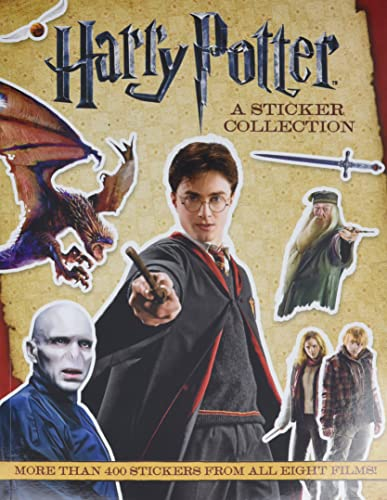 Harry Potter: A Sticker Collection by Warner Bros Consumer Products Inc