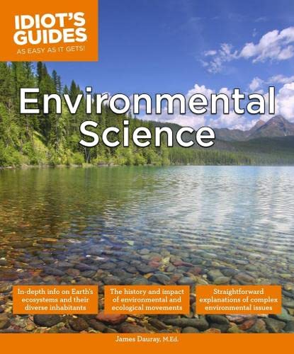 Idiot's Guides: Environmental Science by James Dauray, M.Ed