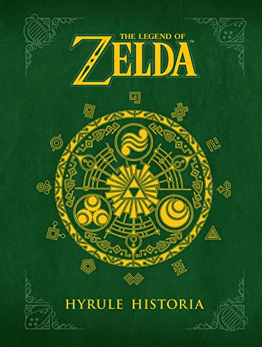 The Legend of Zelda: Hyrule Historia by Akira Himekawa