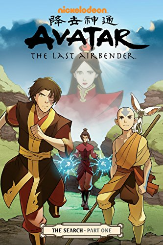 Avatar: The Last Airbender# The Search Part 1 by Gene Luen Yang