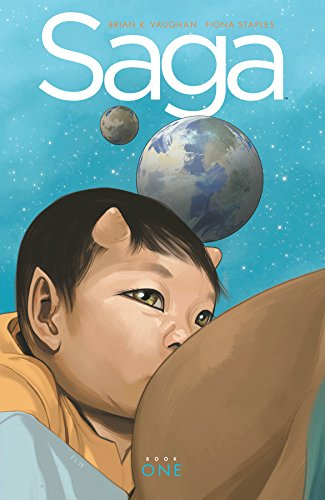Saga: Book 1 by Fiona Staples