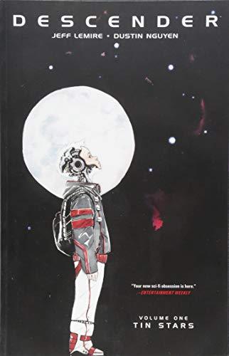 Descender: Volume 1: Tin Stars by Dustin Nguyen