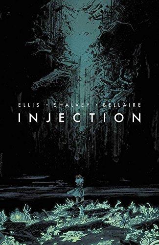 Injection: Volume 1 by Warren Ellis