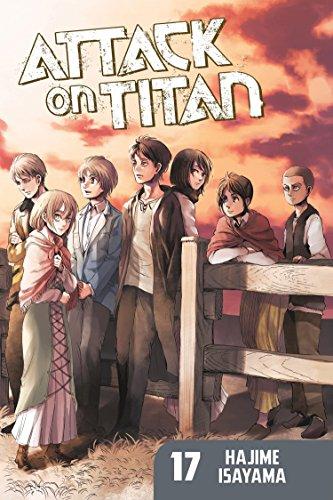 Attack on Titan 17: 17 by Hajime Isayama