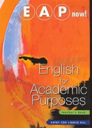 EAP Now!: Teacher's Book by
