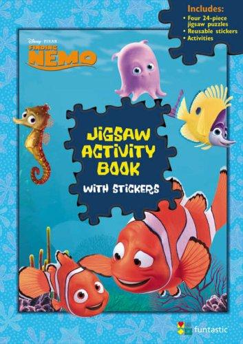 "Disney Pixar ""Finding Nemo"": Jigsaw Activity Book by"