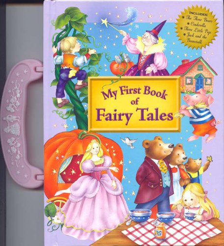 My First Book of Fairy Tales by Lee Krutop