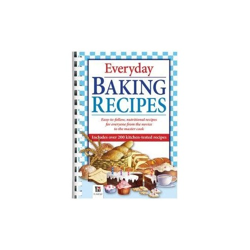 Everyday Baking Recipes by