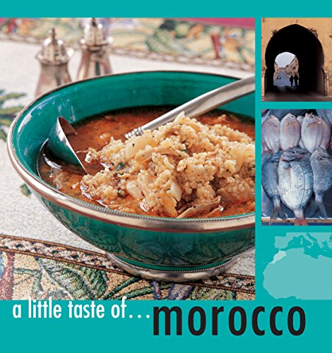 A Little Taste of Morocco by