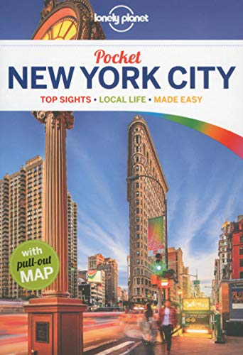 Pocket New York City by Lonely Planet