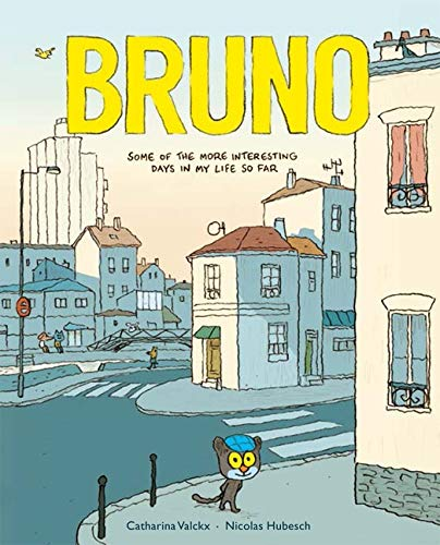 Bruno: Some of the More Interesting Days in My Life So Far by Catharina Valckx