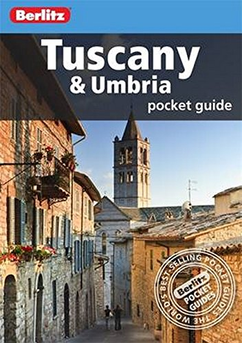 Berlitz: Tuscany and Umbria Pocket Guide by