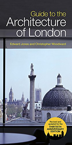 Guide to the Architecture of London by Edward Jones