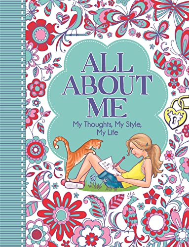 All About Me: My Thoughts, My Style, My Life by Ellen Bailey