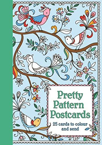 Pretty Pattern Postcards by Beth Gunnell