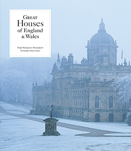 Great Houses of England and Wales by Hugh Montgomery-Massingberd