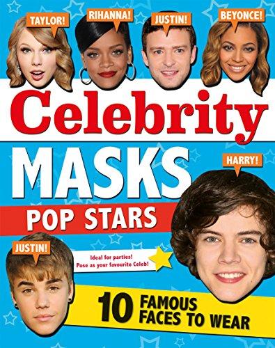 Celebrity Masks: Pop Stars by