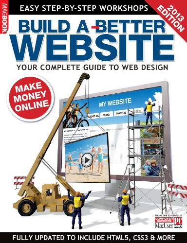 Build a Better Website: 2013 by David Ludlow