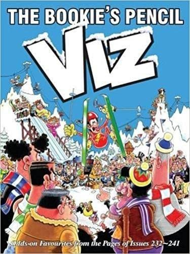 The Bookies Pencil: Viz Annual 2017 by Viz