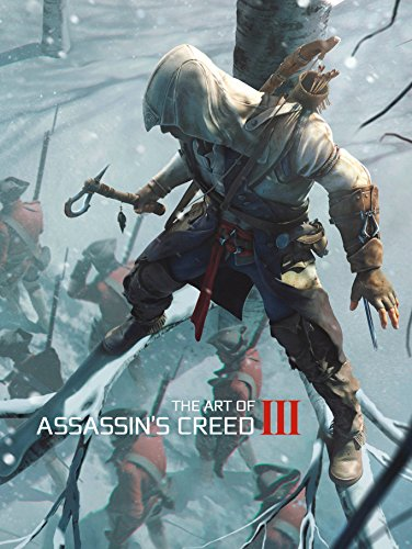 The Art of Assassin's Creed III by Andy McVittie