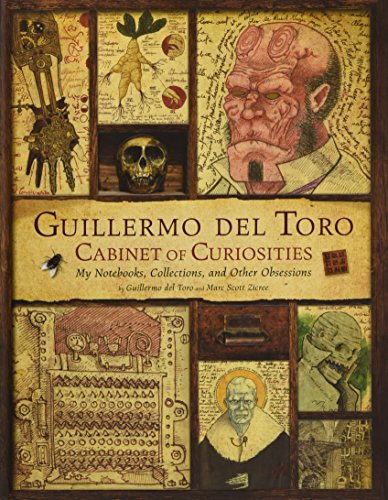 Guillermo Del Toro - Cabinet of Curiosities by Guillermo del Toro