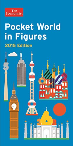 The Economist Pocket World in Figures: 2015 by The Economist
