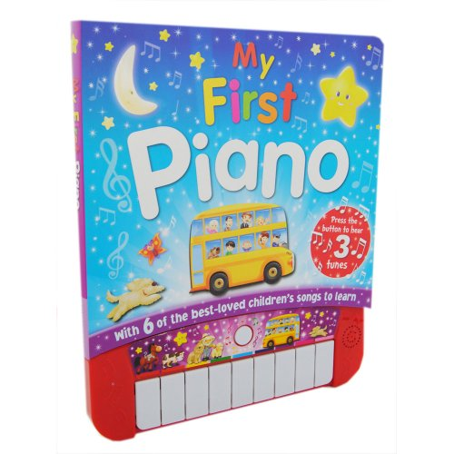 My First Piano Book by