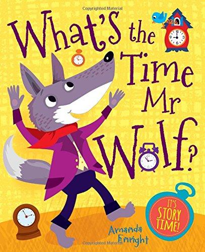 Mr Wolf by