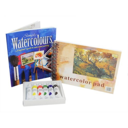 Watercolours by