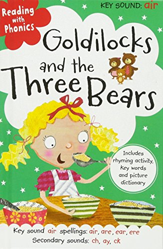 Goldilocks and the Three Bears by Clare Fennell